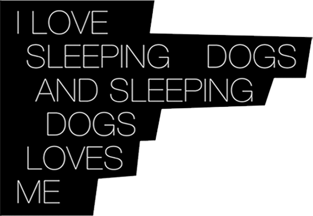 I love Sleeping Dogs
